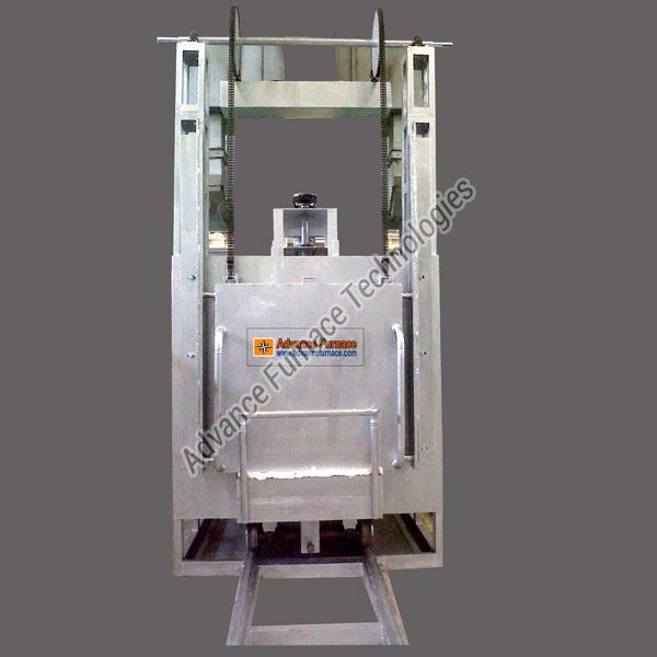 Electrically Heated Stress Relieving Furnace