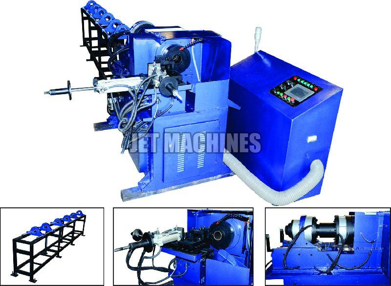 Automatic Pipe And Tube Cutting & Parting Machine