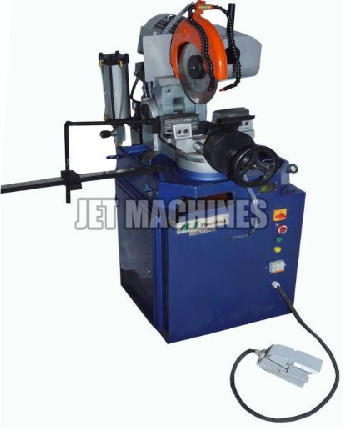 JE-315 Semi Automatic Tube Cutting Machine