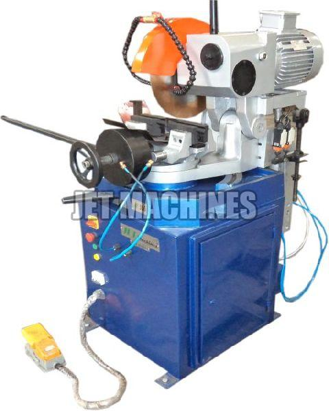JE-350 Fully Automatic Pipe Cutting Machine