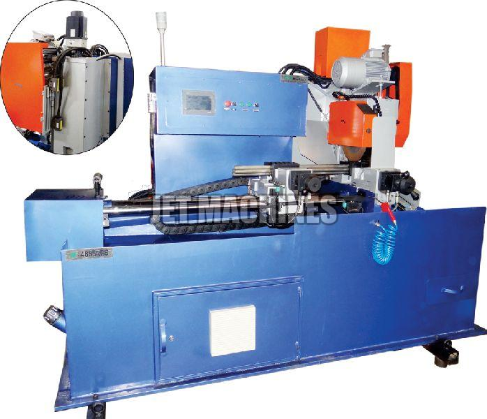 JE-485AT-S Automatic Tube Cutting Machine