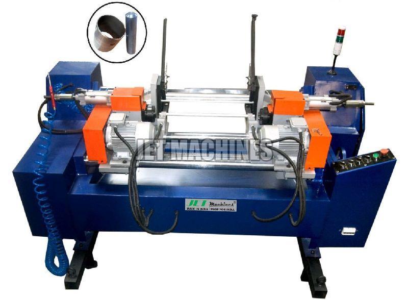 JE 70-650 Automatic Rod And Bar Chamfering Machine