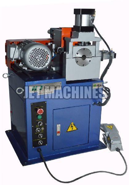 JE-80 AC Semi Automatic Pipe And Tube Chamfering Machine 03