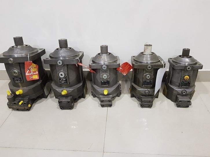 Crane Hydraulic Pump