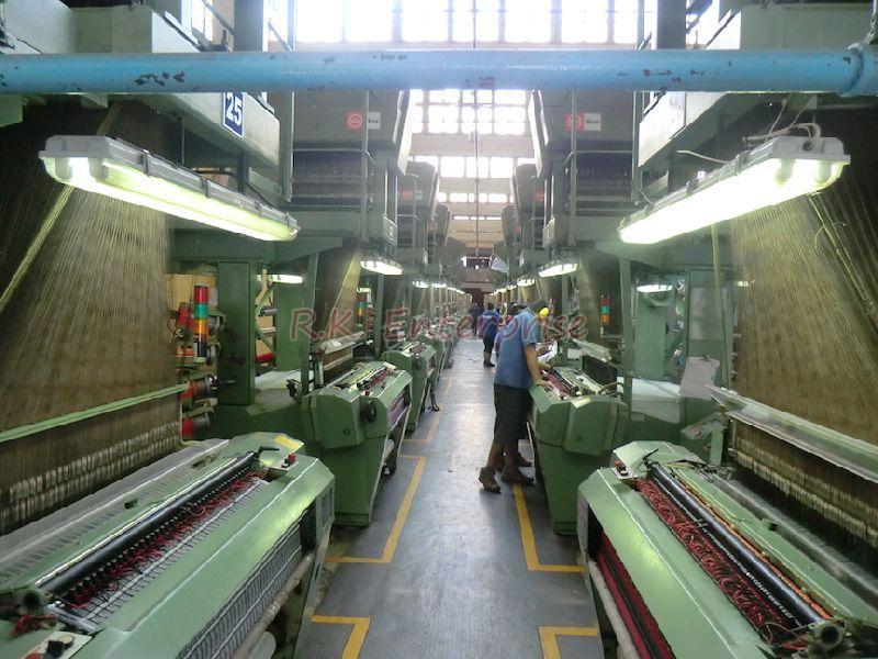 Used Muller MBJ3 Label Looms