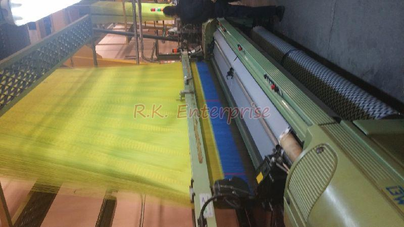 Used Somet Super Excel Rapier With Electronic Jacquard Looms
