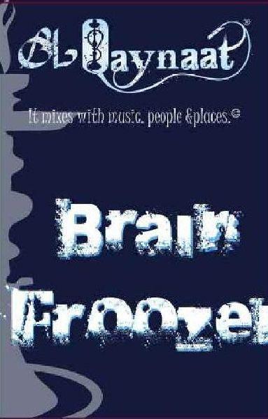 Alqaynaat Brain Freezer Flavored Hookah