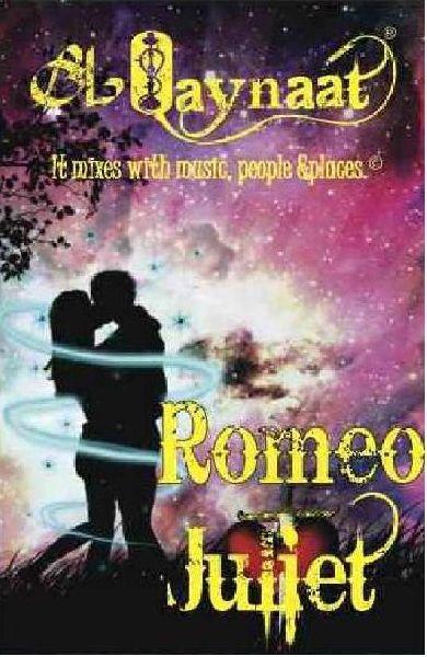 Alqaynaat Romeo Juliet Flavored Hookah