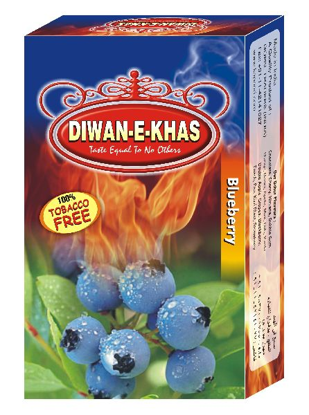 Diwan E Khas Blueberry Flavored Hookah