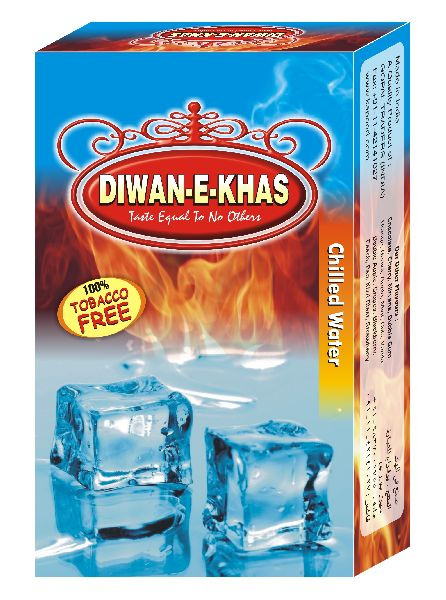 Diwan E Khas Chilled Water Flavored Hookah