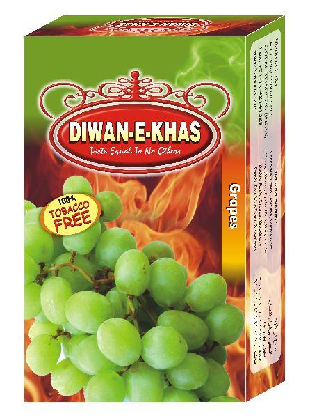 Diwan E Khas Grapes Flavored Hookah