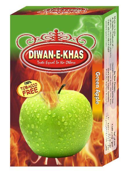 Diwan E Khas Green Apple Flavored Hookah
