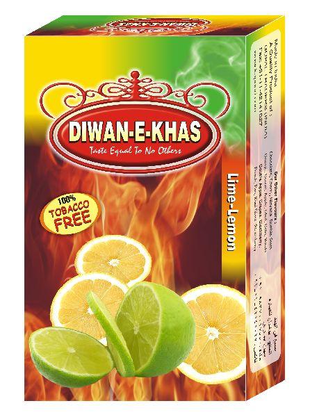 Diwan E Khas Lime-Lemon Flavored Hookah