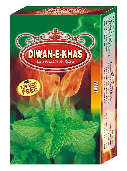 Diwan E Khas Mint Flavored Hookah