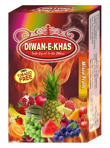 Diwan E Khas Mixed Fruits Flavored Hookah