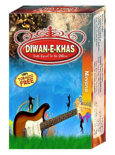Diwan E Khas Nirvana Flavored Hookah