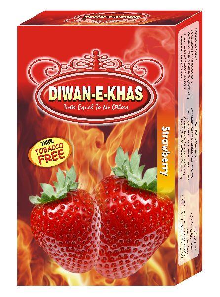 Diwan E Khas Strawberry Flavored Hookah