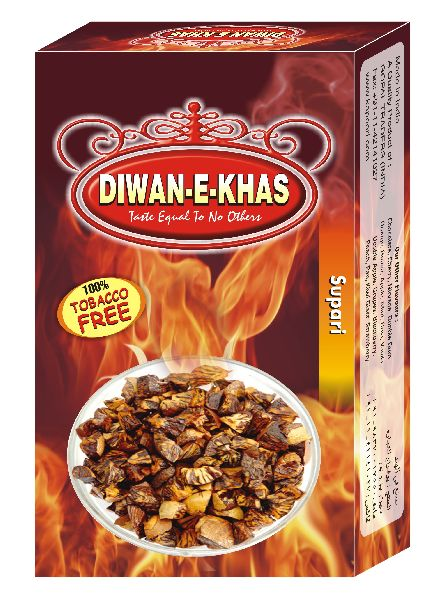 Diwan E Khas Supari Flavored Hookah