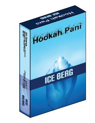 Hookah Pani Ice Berg Flavored Hookah