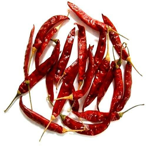 Long Chilli with Stem
