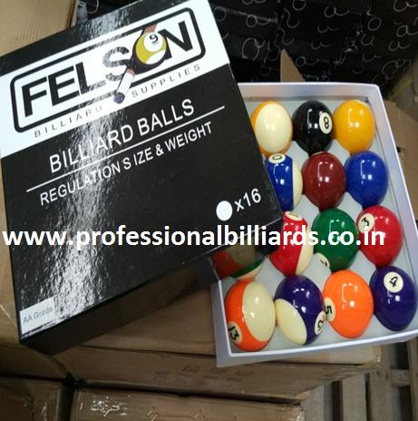 Felson Billiard Balls