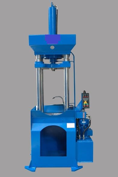 Hydraulic Brooch Press