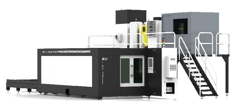 Ethercat Fiber Laser Cutting Machine