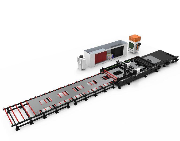 Fiber Laser Cutting and Welding Machine