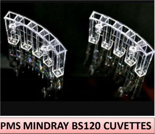 BS120 Mindray Cuvettes