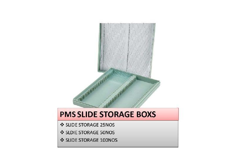 Slide Storage Boxs