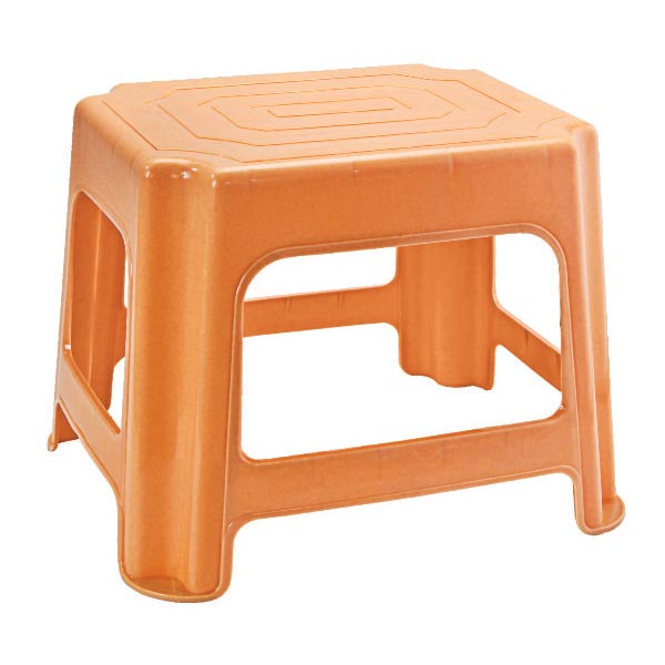 BMW Plastic Fancy Stool