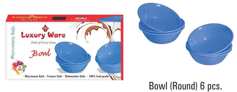 Bowl (Round) 6 pcs