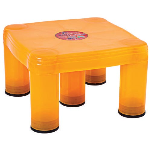 Jumbo Plastic Fancy Stool