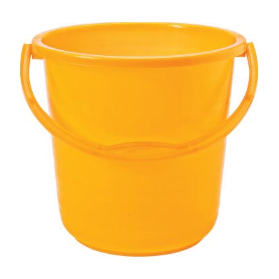 Plastic Fancy Buckets