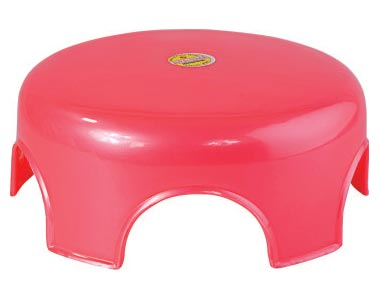 Tiger Plastic Bath Stool