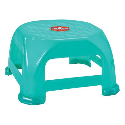 Viva Plastic Fancy Stool