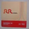 RR Kabel 1 SQ MM Black PVC Insulated Single Core Wire