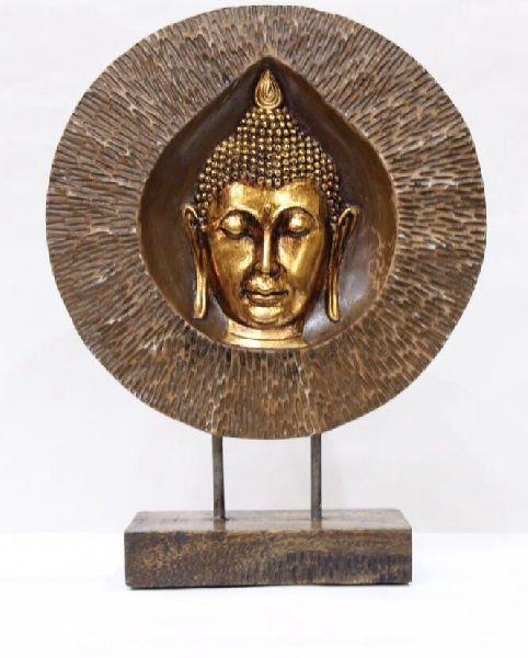 Copper Buddha Statue