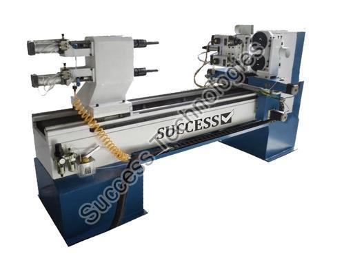 Automatic CNC Wood Lathe Machine
