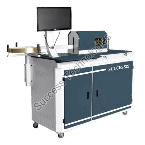 CNC Aluminum Letter Bending Machine