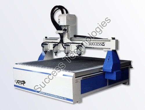 ST 1325 CNC Engraving Router with Multi Spindle