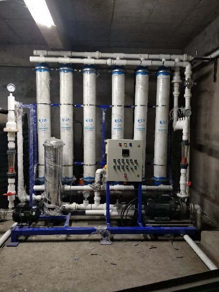 20m3 per Hour Ultrafiltration system