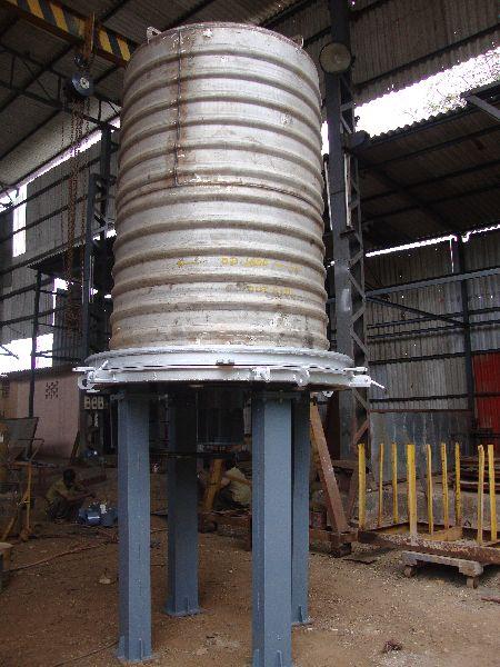 Bell Type Retort Furnace