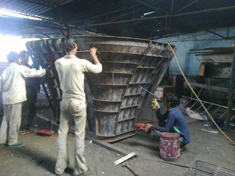 Pier Cap Formwork Shutter
