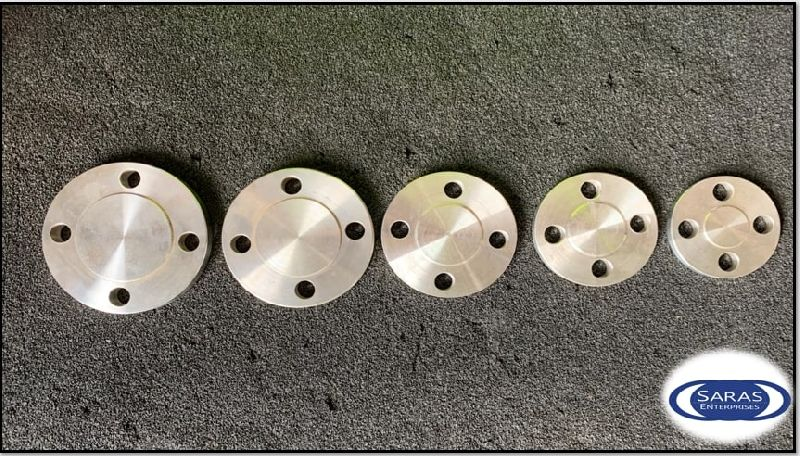 Stainless Steel Blind Class 150 Flange