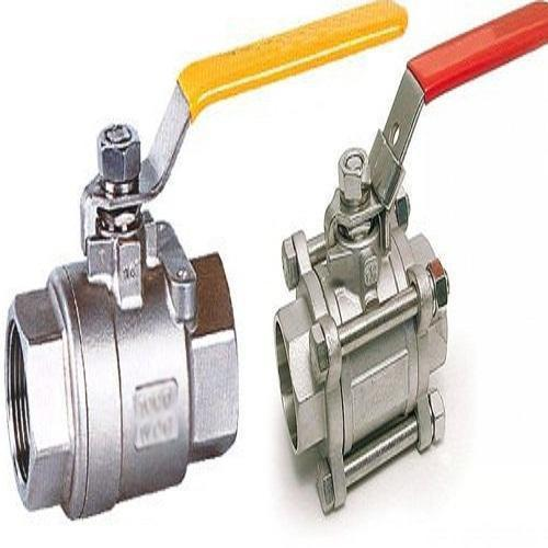 Stainless Steel Industrial Valves