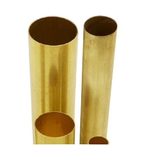 Polished Brass Tube