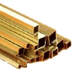 Square Brass Tube