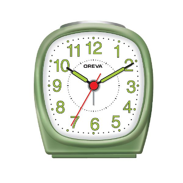 AA-3097 Alarm Analog Clock