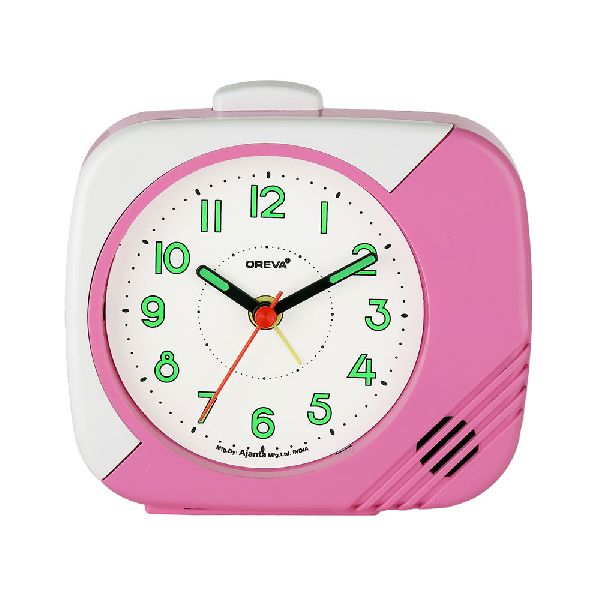 AA-3117 Alarm Analog Clock